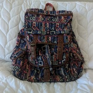 Anthropology backpack